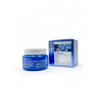 FarmStay Увлажняющий крем с коллагеном, 50 мл Collagen Water Full Moist Cream