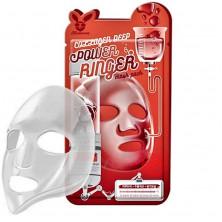 Elizavecca Тканевая маска для лица КОЛЛАГЕН, 23 мл, 1 шт  - КОРЕЯ (омоложение, оздоровление кожи)