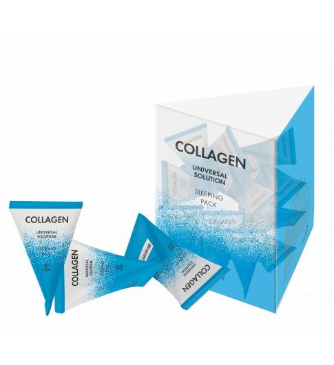 J:ON КОЛЛАГЕН Маска для лица Collagen, 5 гр, 1 шт (увлажняет и смягчает кожу)