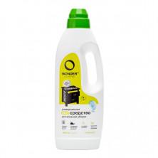 WONDER LAB Универсальное экосредство для влажной уборке, 1 литр (для удаления пыли и грязи) - не требует смывания