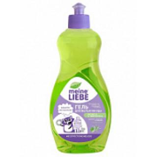 Meine Liebe Гель для мытья посуды  «Мелисса и Лемонграсс» , 500 мл - концентрат Мейн Либе