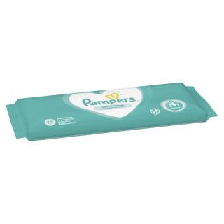 Pampers Детские влажные салфетки Sensitive 12 шт Памперс