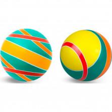 """Чебоксарский мяч 10см """"Планеты: юпитер, сатурн"""", ручное окрашивание"""