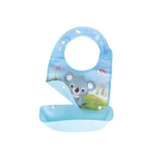 Бусинка Нагрудник на кнопках с пластиковым карманом, 33,5*23см