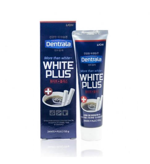 Lion Зубная Паста  отбеливающая White Plus, 150 гр