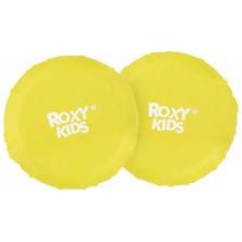 Roxy-Kids Чехол на колеса детской коляски В сумке желтые