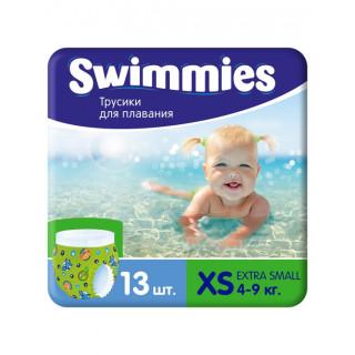 Helen Harper трусики Swimmies X-Small (4-9 кг) 13 шт