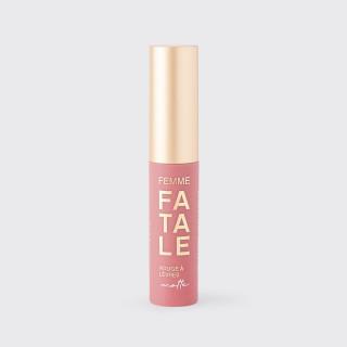 Vivienne Sabo 01 · Розовый жидкая матовая помада Femme Fatale
