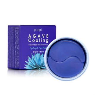 Petitfee Охлаждающие гидрогелевые патчи для глаз с экстрактом агавы, 60 шт