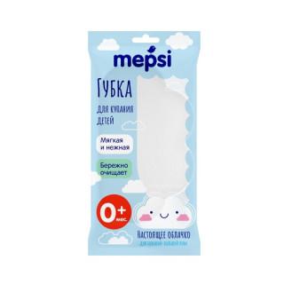 MEPSI  Губка для купания MEPSI поролоновая