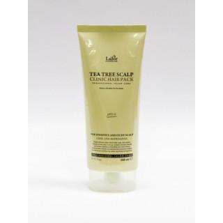 La'dor Маска-пилинг для кожи головы с экстрактом чайного дерева, 200 мл стимулирует кровообращение и обменные процессы.
