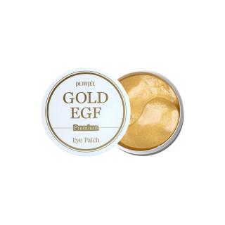 Petitfee гидрогелевые патчи Улитка и Золото, 60 шт Gold & Egf Eye & Spot Patch