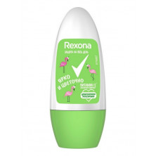 Rexona Шариковый дезодорант Ярко и Цветочно  50 мл