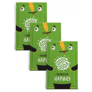 GOOD FOOD Закваска Наринэ 1 пакетик: на 1-3 литра молока