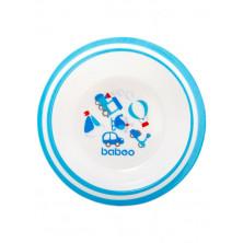 BABOO  Тарелка глубокая Transport , 6мес+