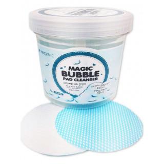 3W CLINI Cпонжи для умывания MAGIC BUBBLE PAD CLEANSER (2,5 гр*25 шт)