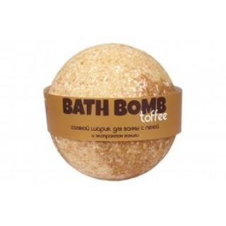 Savonry Соляной шарик для ванны с ПЕНОЙ и Ваниль, 120 гр