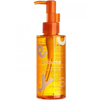 Ayoume Гидрофильное масло-пенка для лица очищающее пузырьковое Bubble Cleanser Mix Oil, 150 мл