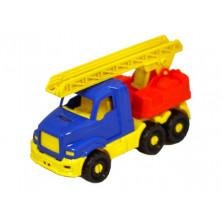 Рыжий Кот Пожарная машина Добрыня 20см