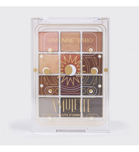 Vivienne Sabo Магические палетки теней  Коллекция Palette Magique