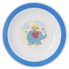 Мир Детства Тарелочка для вторых блюд