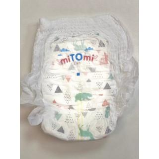 Пробник miTOmi Подгузники-трусики ХL (12-22 кг), 2 шт Митоми