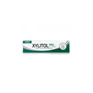 MUKUNGHWA КОРЕЯ Зубная паста ТРАВЫ/ УКРЕПЛЕНИЕ ЭМАЛИ Xylitol Pro Clinic,130 мл