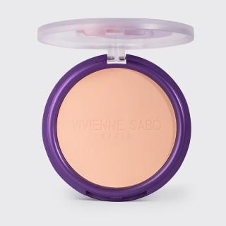 Vivienne Sabo Пудра Компактная матирующая Светло-персиковый  03 · Teinte Absolute matte