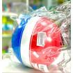 Чебоксарский мяч 20см Синяя Красная полоска