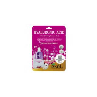 Ekel Увлажняющая маска с гиалуроновой кислотой 1шт. Ultra Hydrating Essence Mask Hyaluronic Acid