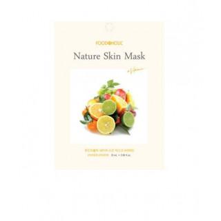 FoodaHolic Маска для лица Витамизированная, 1 шт   для увлажнения и омоложения кожи