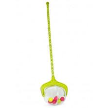 Рославльская игрушка Каталка на палочке Шарик