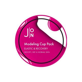 J:ON Альгинатная маска Эластичность и восстановление  18 гр  - для нормальной и сухой кожи