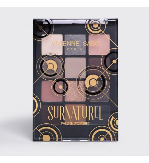 Vivienne Sabo Магические палетки теней  Коллекция Surnaturel