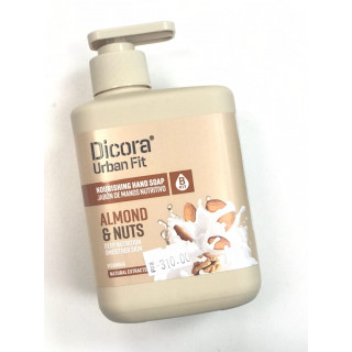 DICORA URBAN FIT Жидкое мыло Vitamin B  Миндаль, 500 мл