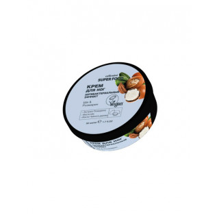 Cafe mimi  для ног антибактериальный Ши & Розмарин / крем для ног / увлажняющий крем