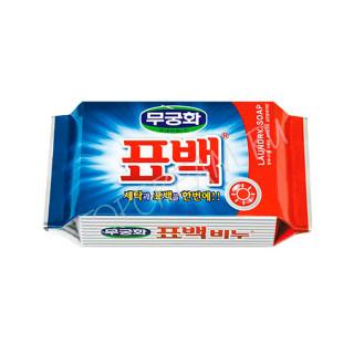 MUKUNGHWA  Отбеливающее и пятновыводящее хозяйственное мыло для стирки цветного белья / 230 г