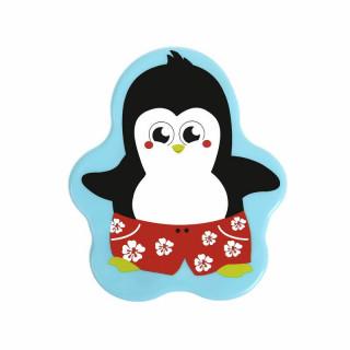 """Крошка Я Мини Коврик для ванны на присосках """"Пингвинчик"""""""