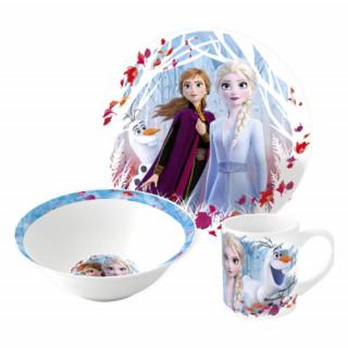 Посуда керамика 3 предмета NDPlay Холодное сердце-2