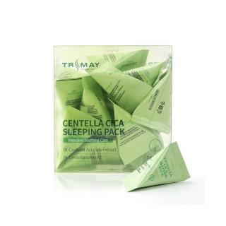 Trimay Успокаивающая ночная маска Centella Cica Sleeping Pack, 1 шт - КОРЕЯ