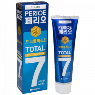 Зубная паста LG Perioe Total 7 Original, 120 гр