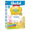 Bebi Premium Каша молочная, 7 злаков, 6мес+, 200гр